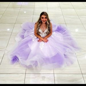 Sweet 16 Gown